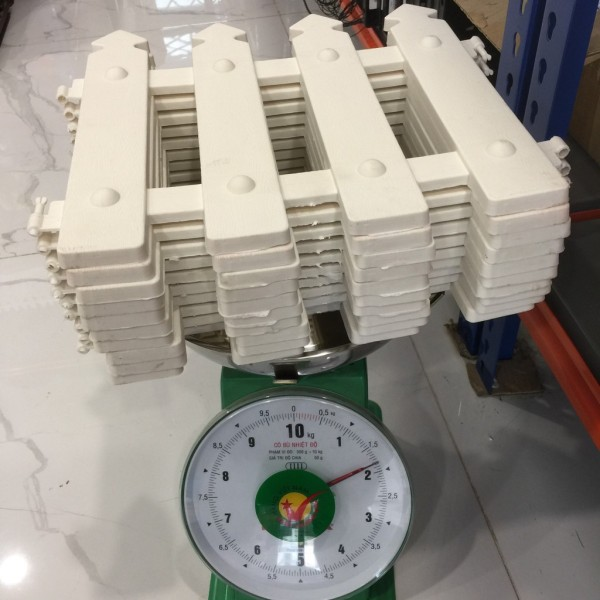 Combo 10 miếng hàng rào nhựa (30cm x 30 cm)