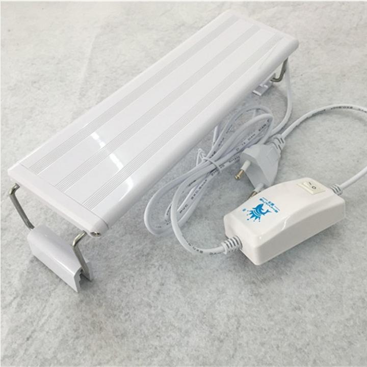 Đèn LED thủy sinh 6w, dài 22cm, + chân 15cm
