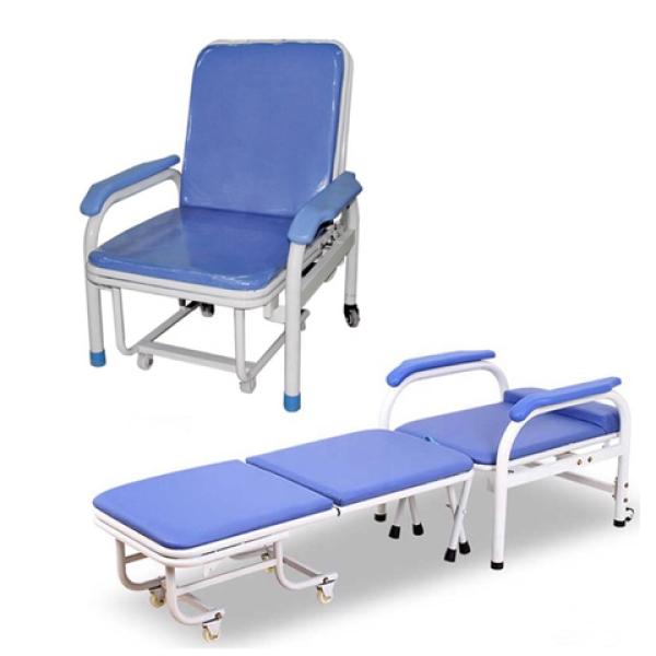 Giường gấp y tế nằm ngồi đa năng - Ghế đa năng - Giường gấp thành ghế - Ghế nằm chăm bệnh nhân