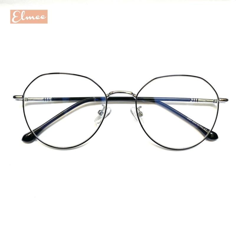 Giá bán Kính mắt tròn kim loại siêu bền Elmee - dành cho cả nam và nữ