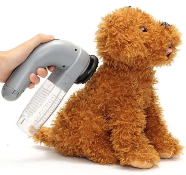Máy hút lông rụng cho chó mèo, thú cưng, vật nuôi, máy hút bụi quần áo, massage thú cưng, dụng cụ vệ sinh làm sạch lông cho pet