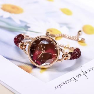Đồng hồ nữ KIMIO 6328 thạch anh pha lê giả kim cương cực đẹp thumbnail
