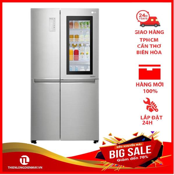 Bảng giá Tủ lạnh LG Inverter InstaView Door-in-Door 626 lít GR-Q247JS Điện máy Pico