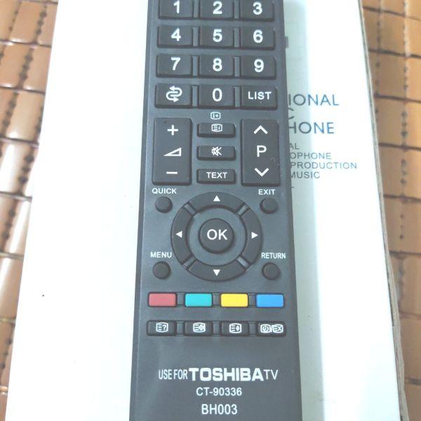 Bảng giá Remote điều khiển tivi Toshiba Ct-90336