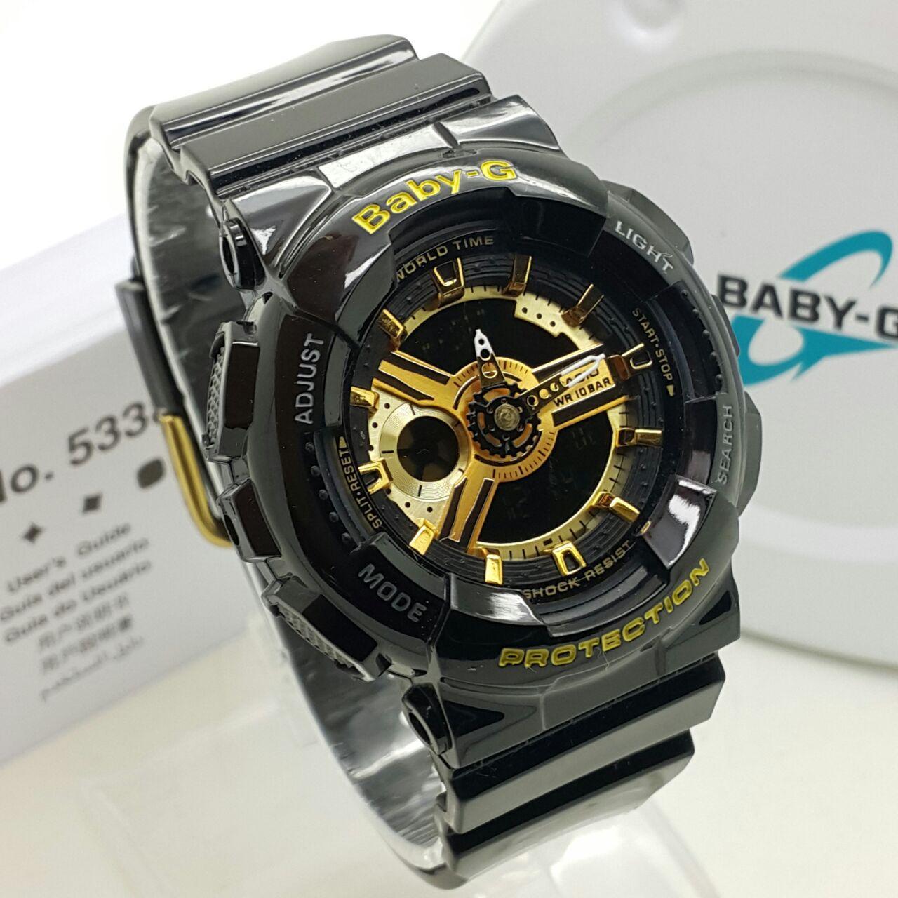 ĐỒNG HỒ BABY G-Shock THỂ THAO CHỐNG NƯỚC GA 110 SIZE NỮ bán chạy