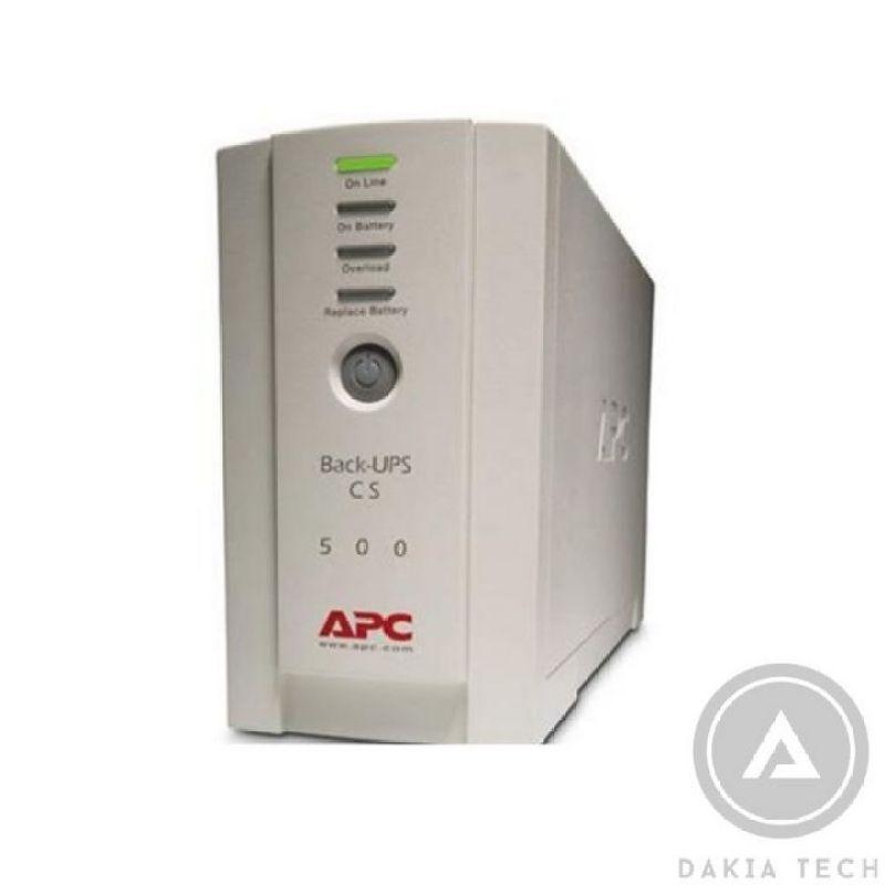 Bảng giá Bộ Lưu Điện UPS APC BK500EI 500VA (500VA/300W) Phong Vũ