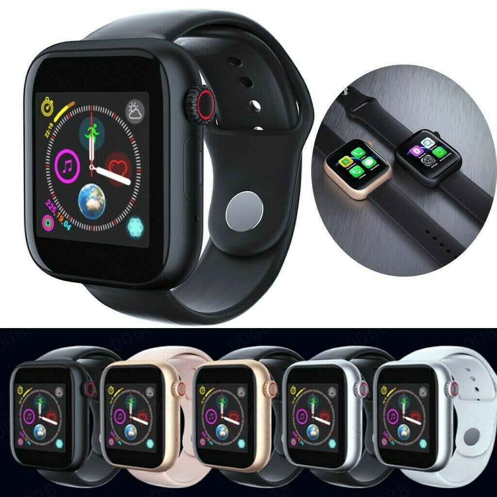đồng hồ thông minh giá rẻ,Đồng Hồ thông minh Smart Watch Z6,màn hình cảm ứng, Theo Dõi Nhịp Tim, Kết nối Bluetooth 5.0 Có Camera Hỗ Trợ SIM Thẻ TF đồng hồ dành cho androi