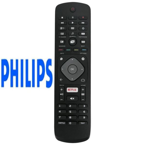 Bảng giá Remote điều khiển tivi PHILIPS smart LED LCD dòng Hybrid (Hàng hãng - Netflix)