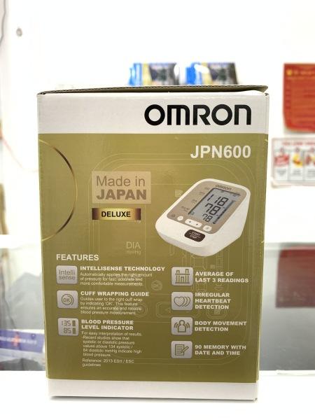 Máy đo huyết áp Omron JPN600 - Nhập khẩu từ Nhật Bản bán chạy
