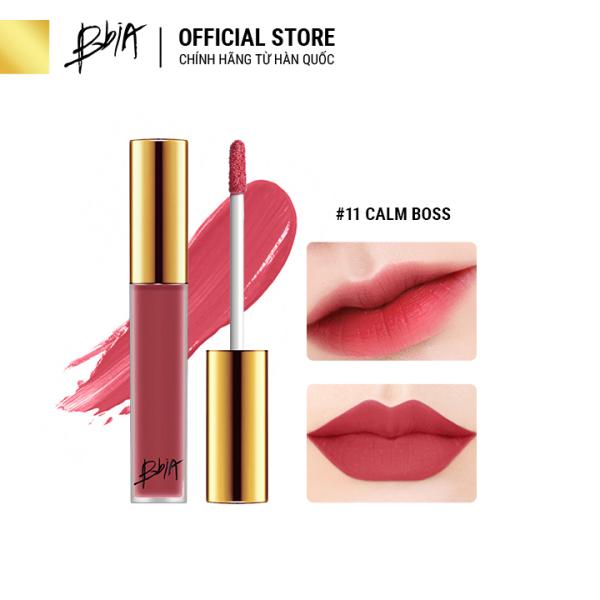 Son kem lì Bbia Last Velvet Lip Tint Version 3 - Có chọn màu giá rẻ
