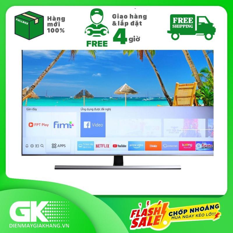 Bảng giá Smart Tivi Samsung 4K 75 inch UA75NU8000 - Bảo hành 2 năm. Giao hàng & lắp đặt trong 4 giờ