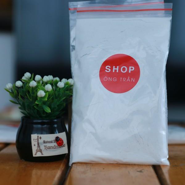50g - Bột phèn chua khử mùi hôi nách, hôi chân, chưng cất, xay siêu mịn SHOP ÔNG TRẦN nhập khẩu