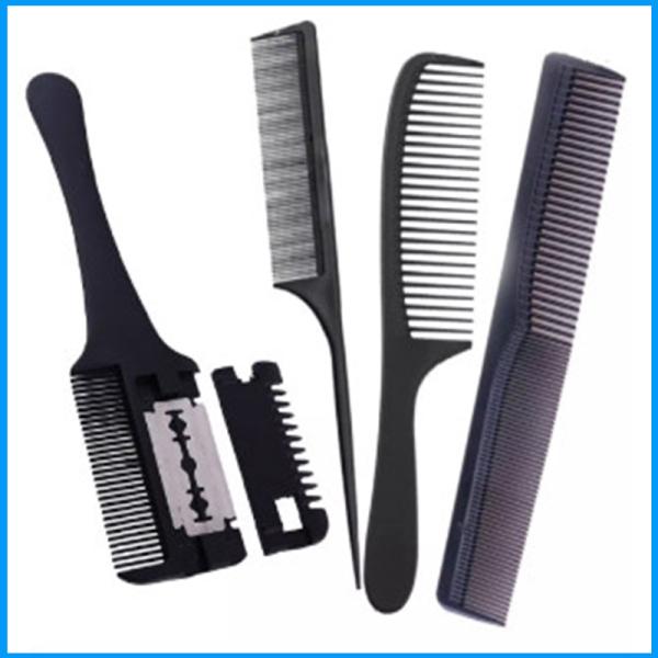 Lược chải tóc Nam Nữ, chải tóc gia đình (Bộ 4 lược) giá rẻ