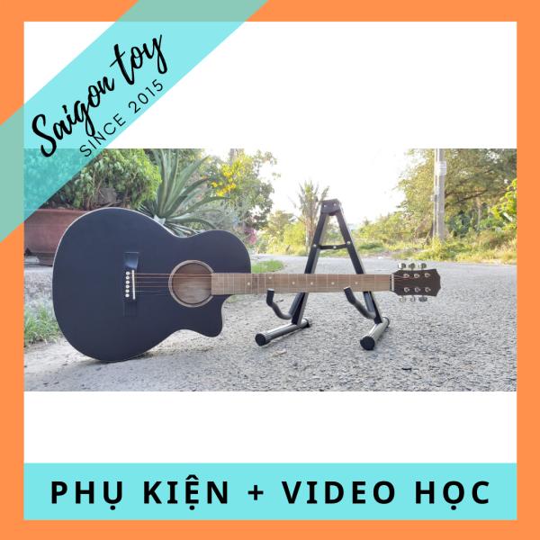 [CÓ VIDEO DẠY ĐÀN] ĐÀN GUITAR ACOUSTIC KBD950 DÀNH CHO NGƯỜI MỚI TẬP CHƠI TẶNG KÈM PHỤ KIỆN