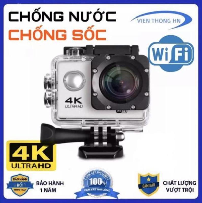 Camera hành trình chống nước chống rung 4K 16M SPORT Ultra HD DV, kết nối wifi ( Goplus Cam), góc quay 170 độ - CAMERA HÀNH TRÌNH XE MÁY WIFI