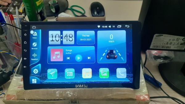 Màn hình Android VMN ram 2 , bộ nhớ 32 gb, chạy sim 4G. PHIÊN BẢN 2021 TẶNG CAM LÙI