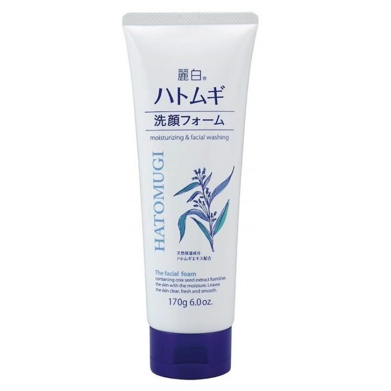 Sửa rửa mặt Ý dĩ Hatomugi Naturie 170g Nhật Bản, sản phẩm đa dạng, sản phẩm cam kết hàng đúng mô tả, như hình