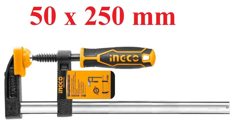 Kẹp gỗ chữ F Ingco HFC020503