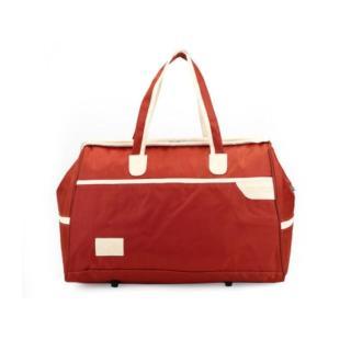 Túi xách du lịch cao cấp - Túi du lịch,túi đựng đồ du lịch, túi quần áo Orange -205889-3 P -GIA TOT thumbnail