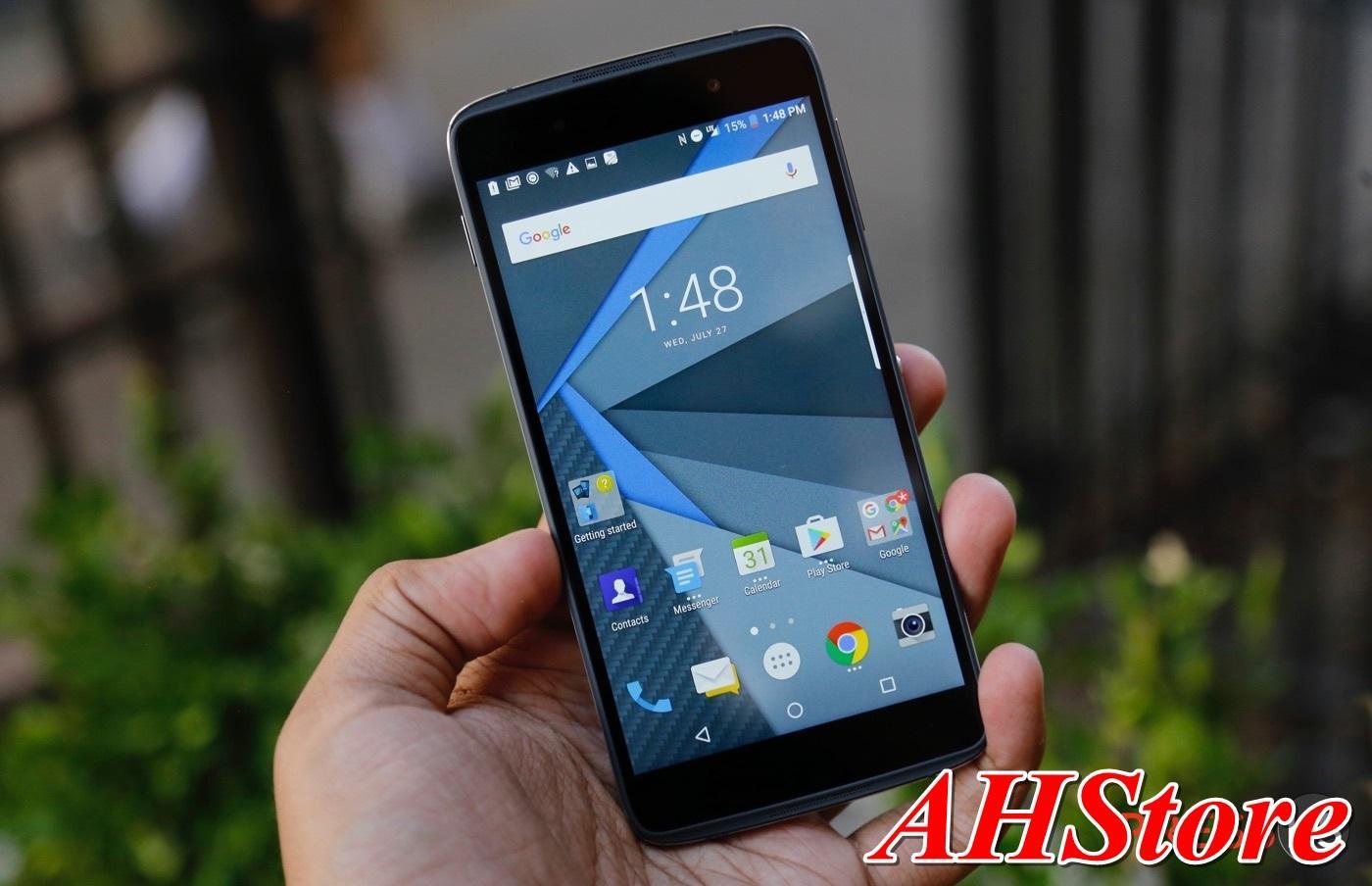 Điện thoại Blackberry Dtek 50 androi 16Gb - Đổi mới theo xu thế mới