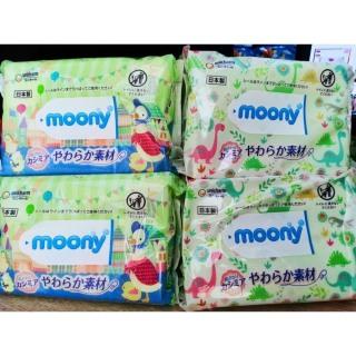 Giấy Ướt Moony Nội Địa Nhật Bản 80 Tờ (date 2022) thumbnail