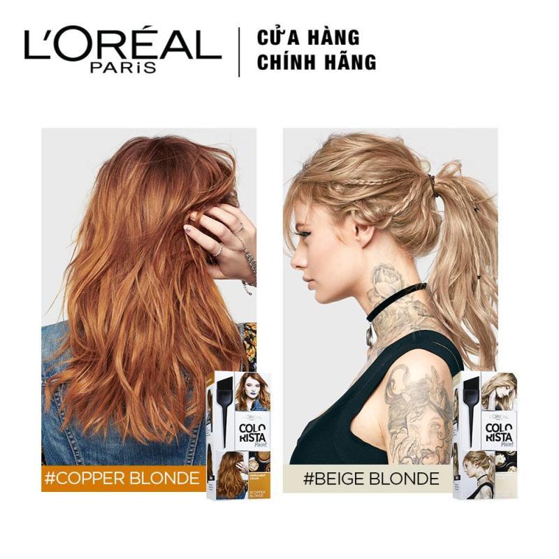 Kem nhuộm dưỡng tóc Colorista Paint Cream nhập khẩu
