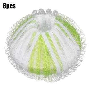 8 Cái/bộ Giặt Balls Vải Lông Xơ Loại Bỏ Cho Nhà Quần Áo Trong Máy Giặt Làm Sạch