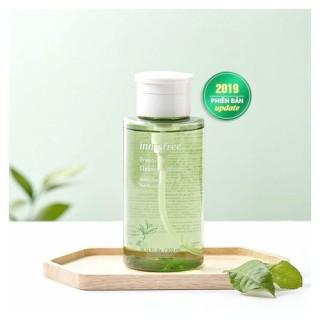 Nước tẩy trang innisfree Green Tea Cleansing Water, Tinh Chất Trà Xanh Thiên Nhiên Hàn Quốc, dung tích 300ml Mẫu Mới thumbnail