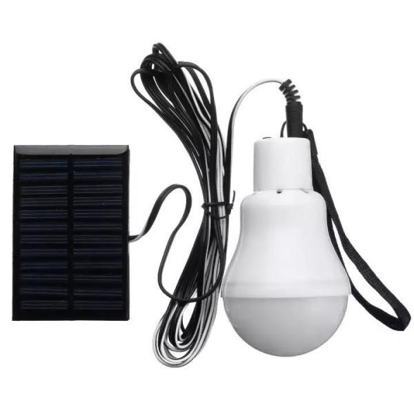 Đèn tích điện năng lượng mặt trời 5W MTB05 (Ánh sáng trắng)
