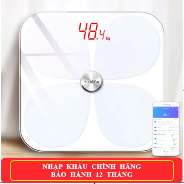 [THẾ HỆ MỚI NHẤT 2020] Cân Đo Sức Khỏe Thông Minh Theo Dõi Sức Khỏe Gia Đình Bạn - Ứng Dụng Tiếng Việt Dễ Dàng Sử Dụng