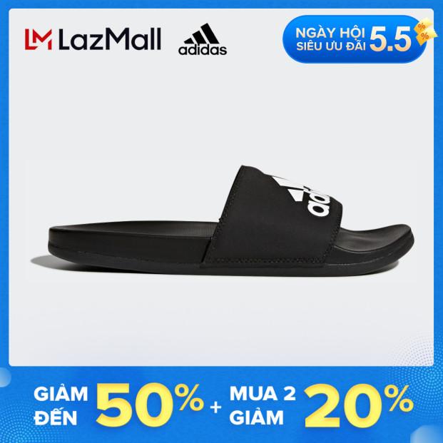 adidas SWIM Dép quai ngang Adilette Comfort Nam Màu đen CG3425 giá rẻ