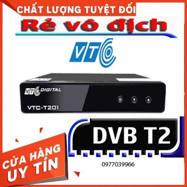 Bảng giá ĐẦU THU KỸ THUẬT SỐ DVBT2 - VTC T201 Điện máy Pico