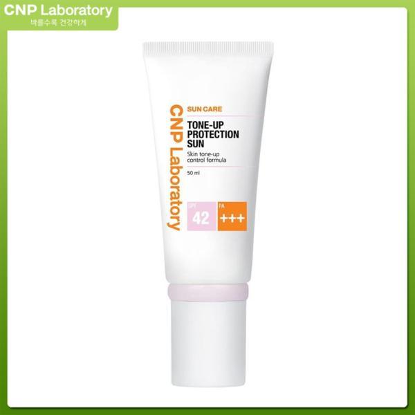 Kem chống nắng nâng tông da CNP Laboratory Tone-Up Protection Sun SPF42/PA+++ 50ml