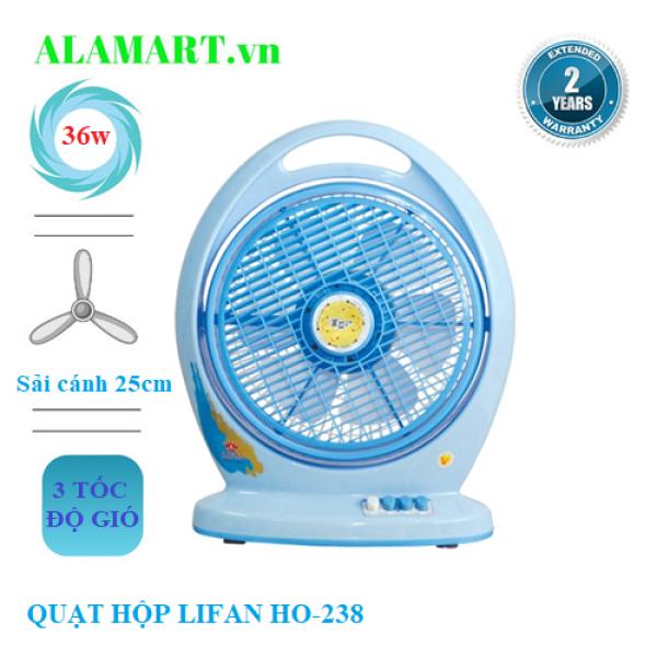 QUẠT HỘP LIFAN HO-238
