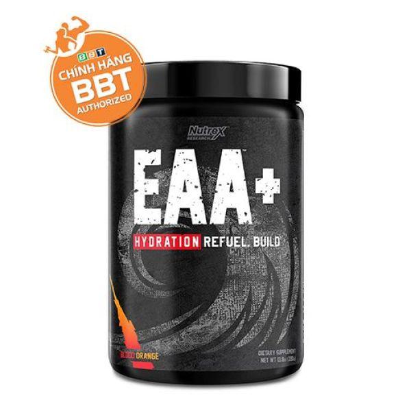 EAA+ HYDRATION - Phát Triển Phục Hồi Cơ Bắp Nhanh - 30 liều dùng - 390 gram nhập khẩu