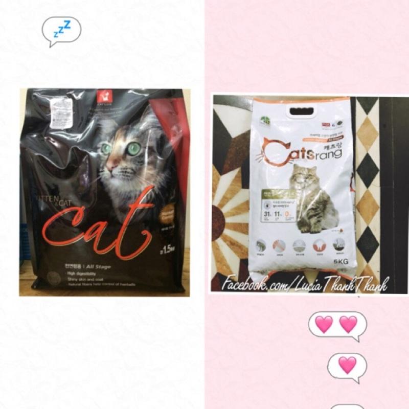 Combo 2 kg Catsrang/ Cateye hàn quốc