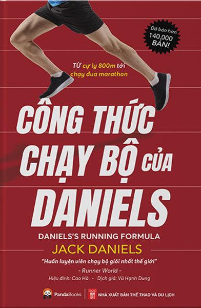 Sách Công Thức Chạy Bộ Của Daniels - Newshop