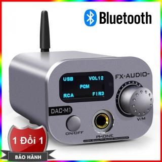 Bộ giải mã âm thanh Bluetooth FX-Audio DAC M1 - FX Audio DAC M1 Bluetooth 32 Bit 768Khz DSD512 thumbnail
