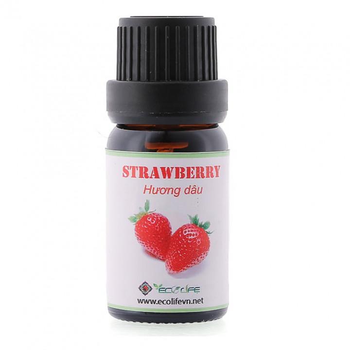 Mua Mùi dâu tự nhiên làm xà phòng MP - Strawberry fragrance oil