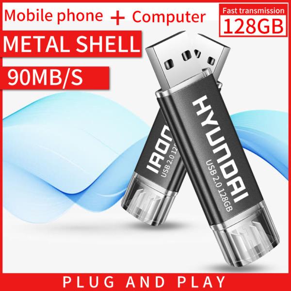 Bảng giá Hyundai USB 128GB MINI CHỐNG NƯỚC PHÁT NHẠC CHO OTO Phong Vũ