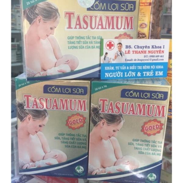 (BV Từ Dũ) Cốm lợi sữa Tasuamum gold