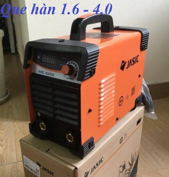 Máy hàn điện tử Jasic ZX7-200E - Bảo hành 12 tháng