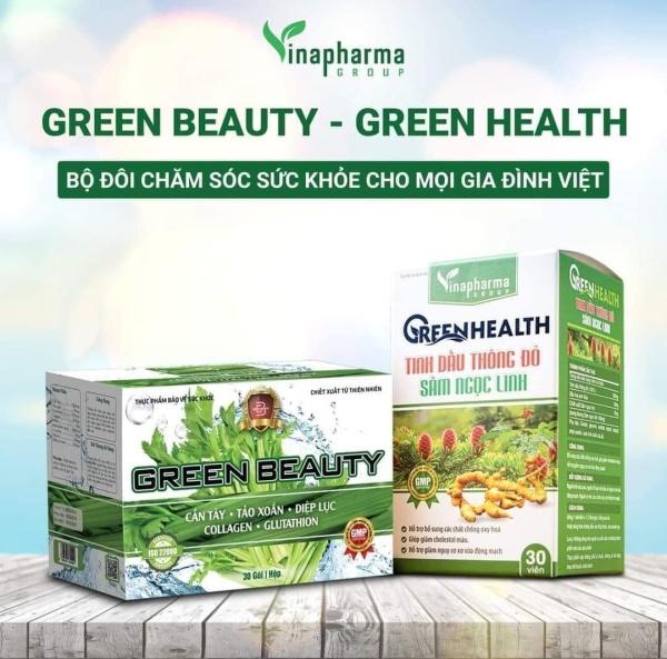 green beaty-  sức sống xanh