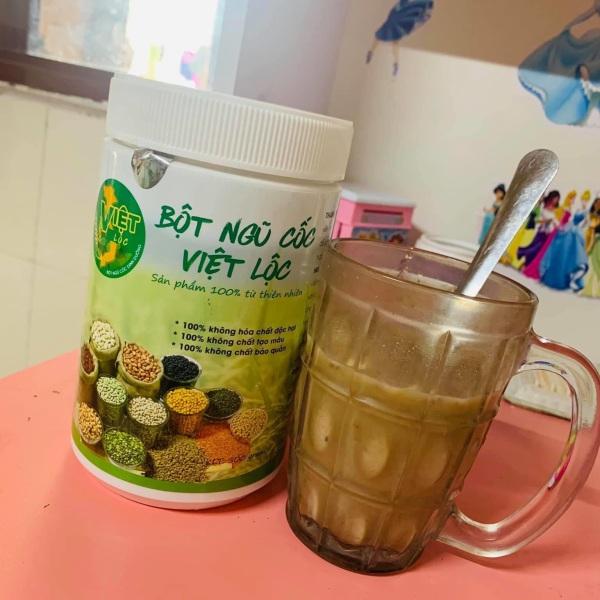 Ngũ cốc Cao cấp Việt Lộc (tên cũ: ngũ cốc mẹ sữa) cao cấp