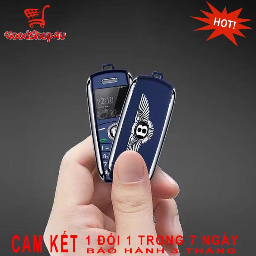 [ĐỘC VÀ LẠ] Điện Thoại Mini X8, điện thoại mini siêu nhỏ V8, điện thoại 2 sim, điện thoại học sinh [Goodshop4u]