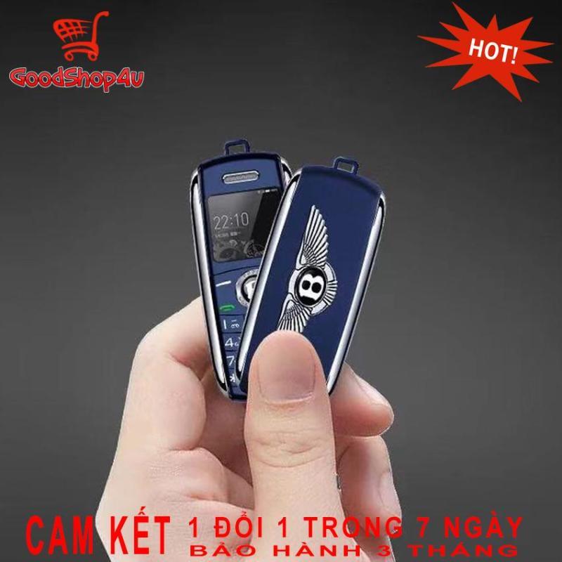 [ĐỘC VÀ LẠ] Điện Thoại Mini V8, điện thoại mini siêu nhỏ V8, điện thoại 2 sim, điện thoại học sinh [Goodshop4u]