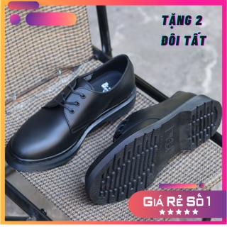 Giày Da Doc s Marten Mono Full Black , hàng nhập khẩu Thái Lan full box , da bò cao cấp, bảo hành 24 tháng, Mã SP DR1461 thumbnail