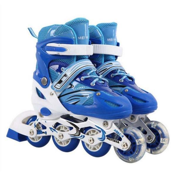 Phân phối Giày Trượt Patin Trẻ Em Tặng Mũ