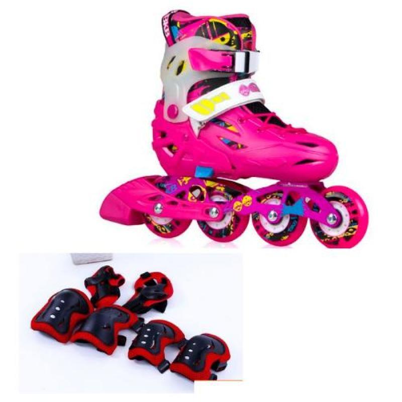 Phân phối Giày trượt patin cao cấp, giày patin trẻ em flying eagle s5s - tặng ngay bộ bảo vệ chân tay gối