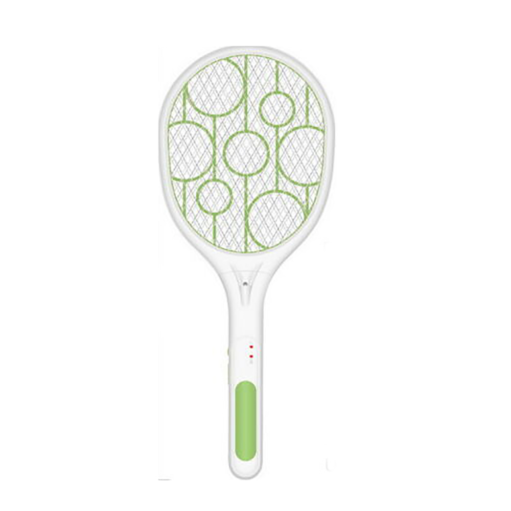Có thể sạc lại côn trùng ruồi điện Bug Bugper Mosquito Killer USB Sạc kiểm soát dịch hại, màu xanh lá cây